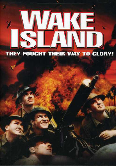 Wake Island DVD