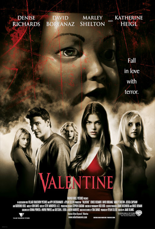 valentine valentine 2001 movie 32882300 500 738jpg - Valentine Full Movie