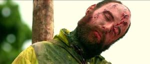 Nicolás Martínez in The Green Inferno