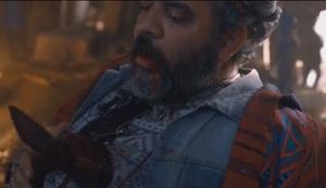 Hemky Madera in Ash vs Evil Dead- The Host