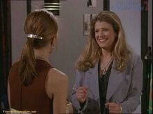 Alison La Placa in Friends- The One Where They're Going to Party!