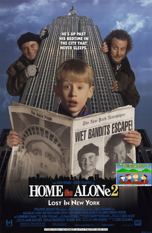 Home Alone 2 (1992) Poster