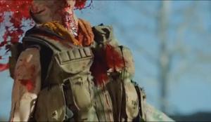 Milo Cawthorne in Ash vs Evil Dead- Fire in the Hole