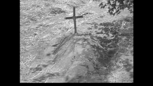 Jenny Hecht's grave in Wagon Train-The Mary Ellen Thomas Story