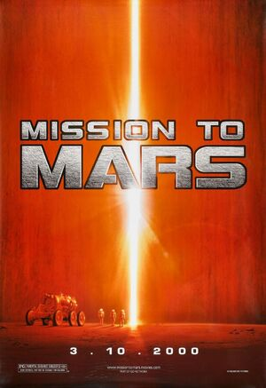 Mission to mars xlg