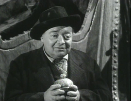Peter Lorre just before his death in 'Wagon Train-The Alexander Portlass Story'