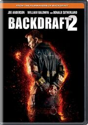 Backdraft 2 DVD cover
