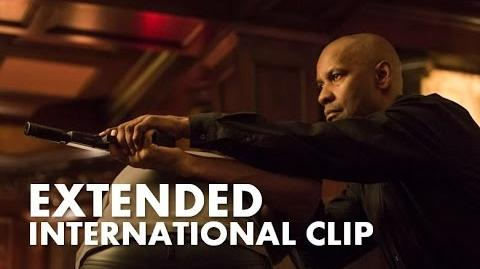 The Equalizer Movie - Extended International Clip-1
