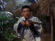 Mako in 'The Time Tunnel-Kill Two by Two'