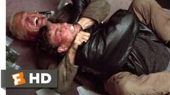 Maximum Risk (1996) - Elevator Knife Fight Scene (7 10) Movieclips