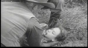 Terry Burnham dead in 'Wagon Train-The Martin Gatsby Story'