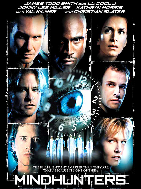 Mindhunters (2004) BluRay 720p 1.1GB [Hindi – English] AC3 MKV