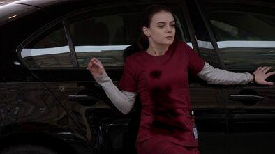 Abbi Snee in The Blacklist (2013)