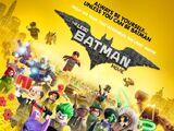 The Lego Batman Movie (2017; animated)