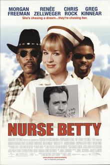 Nurse Betty (2000) Poster