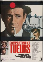 Compartiment tueurs jacques perrin yves montand