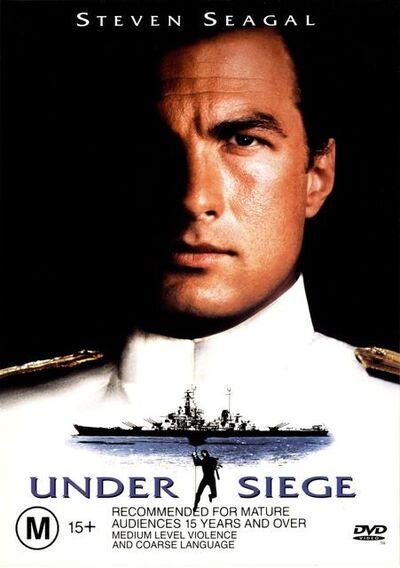 Under Siege (1992) ยุทธการยึดเรือนร