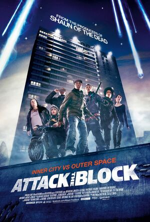 Attack the block xlg
