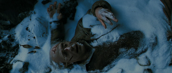 Harvey's death