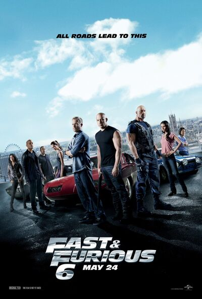 Fast and furious six ver3 xlg