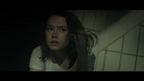 Blue Season - Daisy Ridley Kenneth Jay in SCI-FI-LONDON 48 Hour Film Challenge