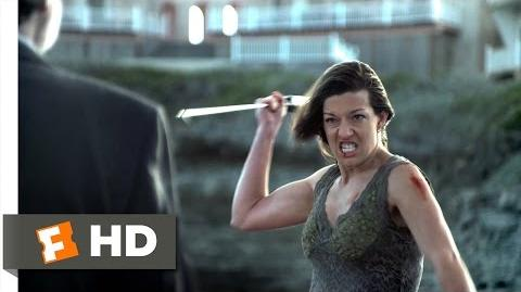 Shark Week (10 10) Movie CLIP - Game Over (2012) HD