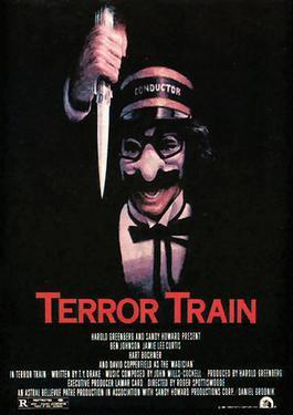 Terrortrainposter