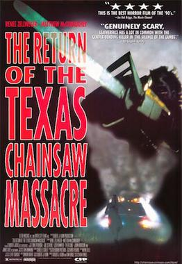 Texas Chainsaw Massacre - The Next Generation (1995) poster