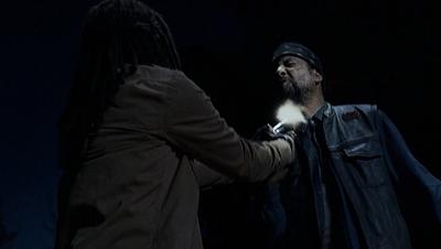 Tony Walking Dead