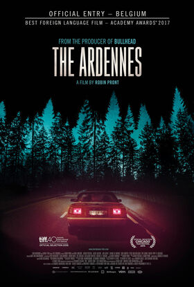 Ardennes us poster