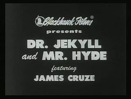 Jekyll and Hyde 1912
