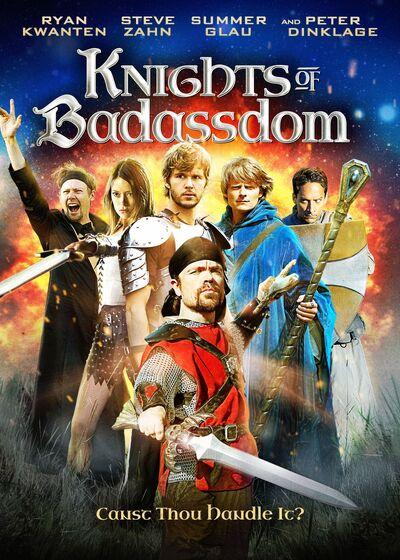 Knights of Badassdom DVD Cover