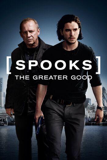 Spooks: The Greater Good 2015 720p BluRay Dual Audio In Hindi English