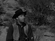 Charles Cooper killed in 'Wanted- Dead or Alive- Rawhide Breed