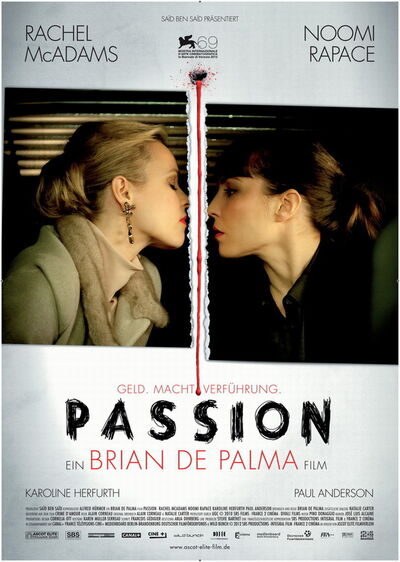 Passion 2012 720p BluRay x264 DTS-HDWinG