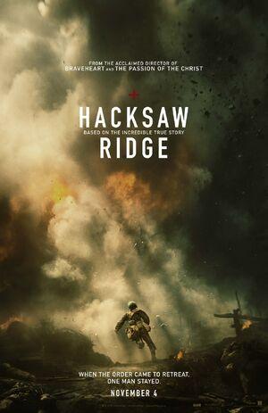 Hacksaw ridge xlg