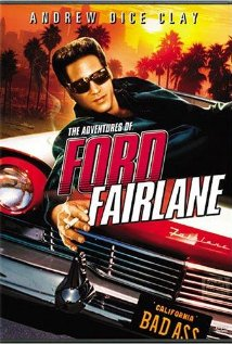 The Adventures of Ford Fairlane 1990 Poster