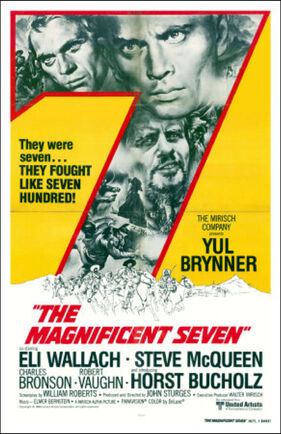 The-magnificent-seven-1960-poster