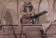 Ed Nelson killed in 'Wagon Train-The Bleecker Story'