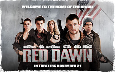 Red-dawn