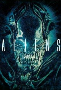 Aliens 1986 Poster