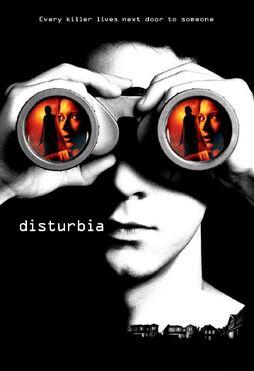 Disturbia 2007 969 poster