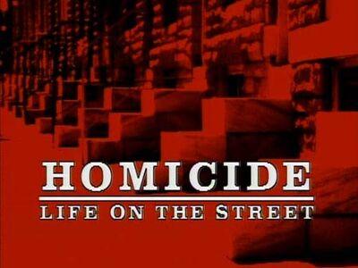 Homicide-Credits