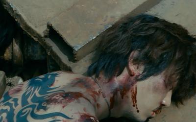 Off-screen Yakuza