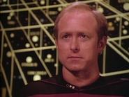Robert Schenkkan in Star Trek-The Next Generation-Conspiracy