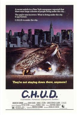 CHUD poster