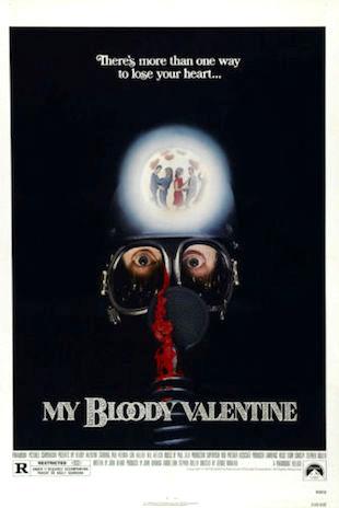 My bloody valentineposter