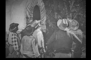 Larry J. Blake dead in Wagon Train-The Juan Ortega Story