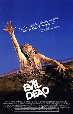 Evil dead ver1