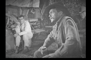 Larry J. Blake shortly before his death in Wagon Train-The Juan Ortega Story